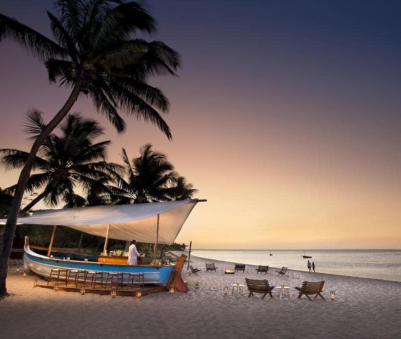 Honeymoon in South Africa and Benguerra Island!